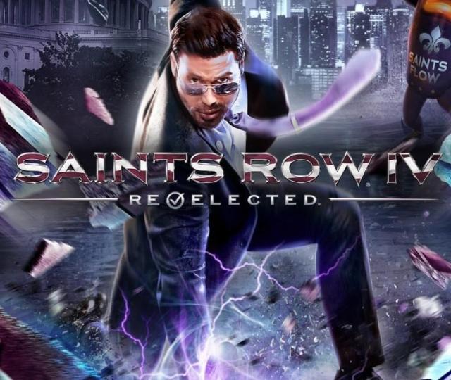 Релизный трейлер Switch-версии Saints Row IV: Re-Elected 18