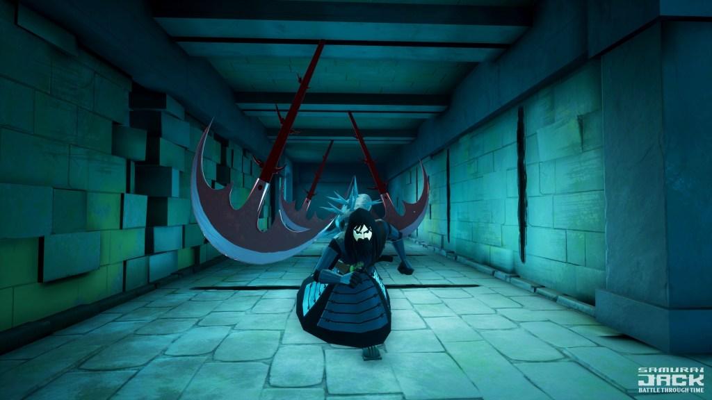 Экшен Samurai Jack: Battle Through Time анонсирован для Nintendo Switch 15