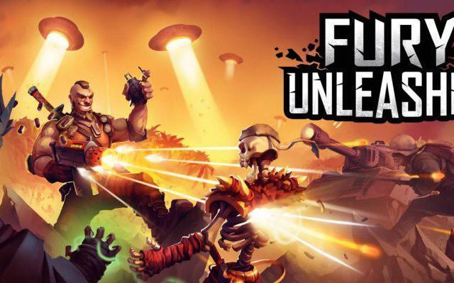 Fury Unleashed - еще один рогалик в скором времени доберётся до Nintendo Switch 26