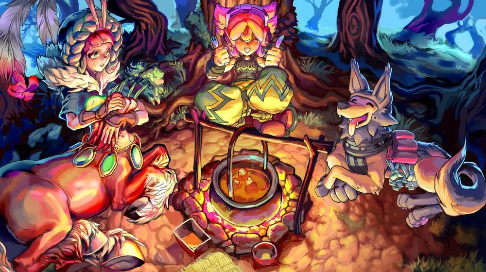 Мир магии и мифические существа в анонсе тактической RPG Fae Tactics для Nintendo Switch 9