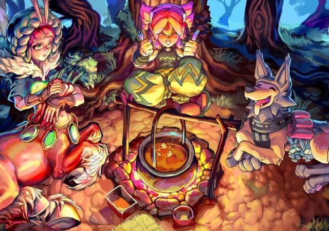 Мир магии и мифические существа в анонсе тактической RPG Fae Tactics для Nintendo Switch 29