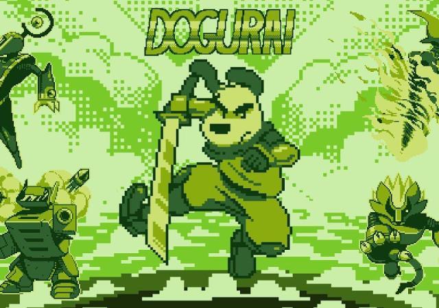 Стилизованный под ретро - платформер Dogurai вышел на Nintendo Switch 30