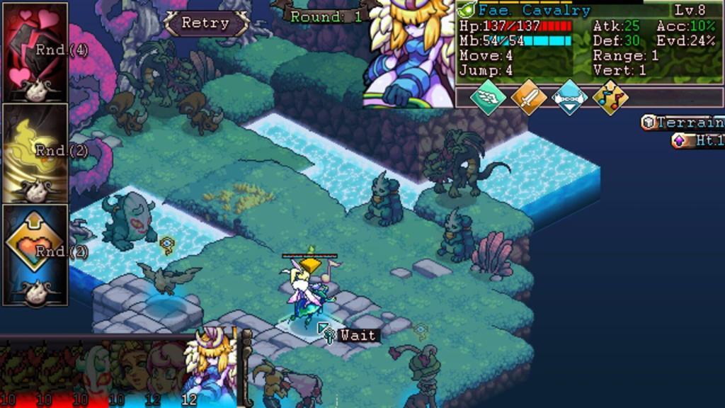 Мир магии и мифические существа в анонсе тактической RPG Fae Tactics для Nintendo Switch 10