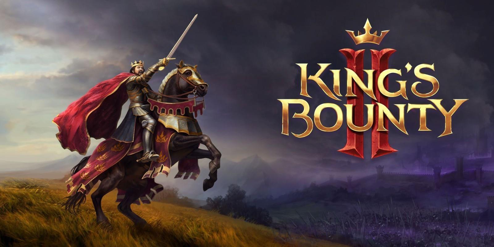 King's Bounty II анонсирована для Switch 9
