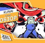 Kunai - Только истинный воин спасёт мир 141