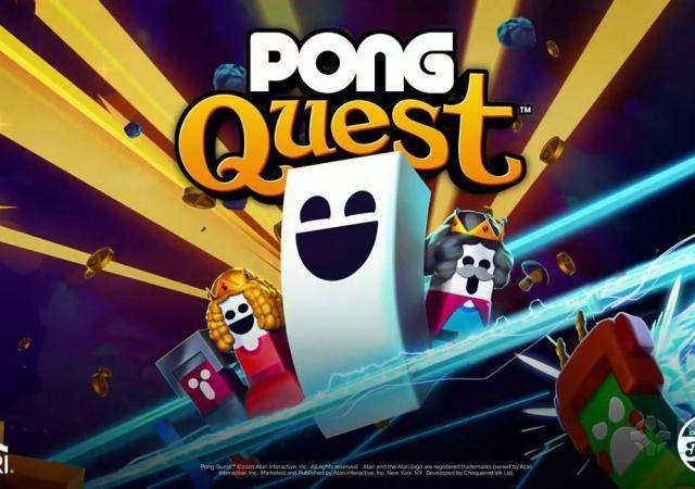 Такой PONG, вы еще никогда не видели! PONG Quest анонсирован для Switch 28