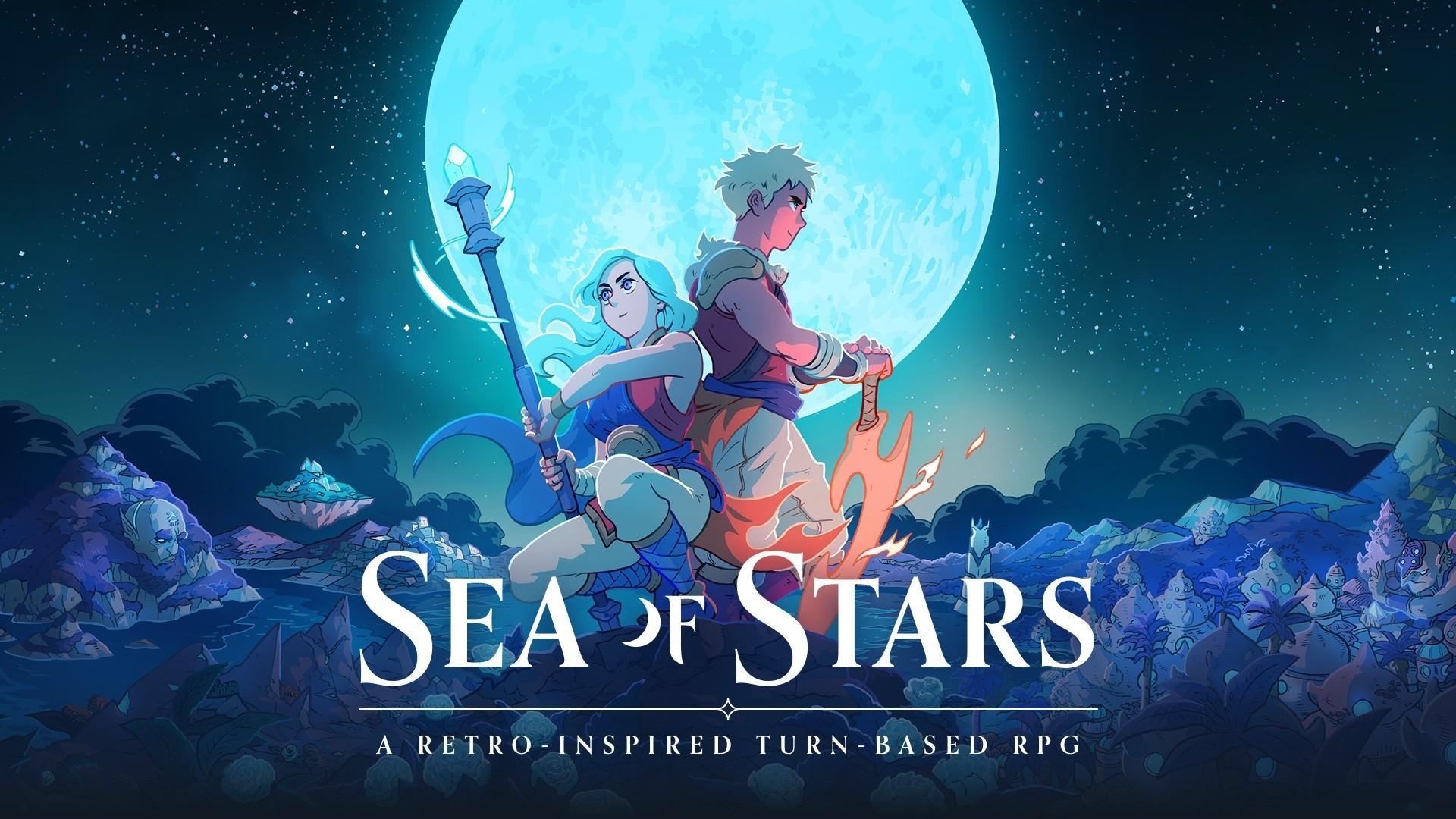 Анонсирован Sea of Stars - новый проект от авторов The Messenger 9