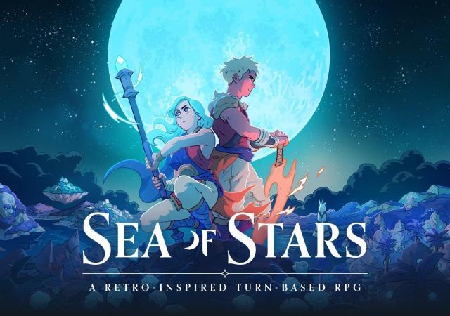 Анонсирован Sea of Stars - новый проект от авторов The Messenger 25