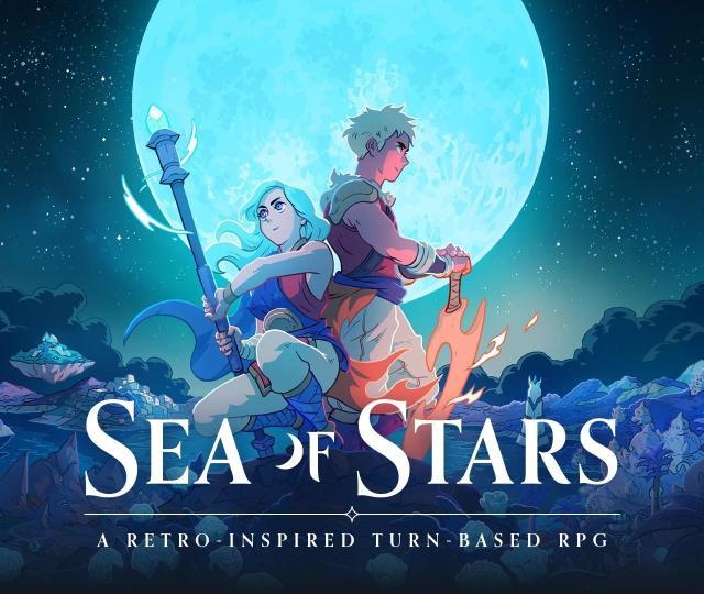 Анонсирован Sea of Stars - новый проект от авторов The Messenger 20