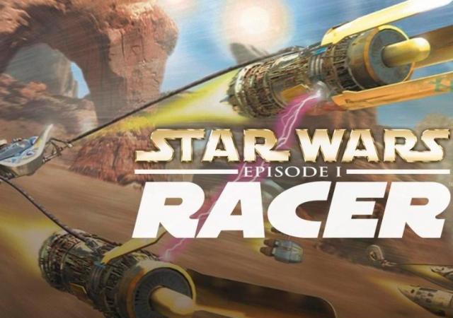 Окунитесь в атмосферу первого эпизода «Звездных войн» вместе с Star Wars Episode I: Racer на Switch 24