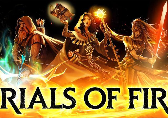 Пошаговая стратегия Trials of Fire заглянет на Nintendo Switch 27