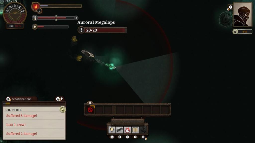 Обзор: Sunless Sea: Zubmariner Edition - Как не стать кормом 10