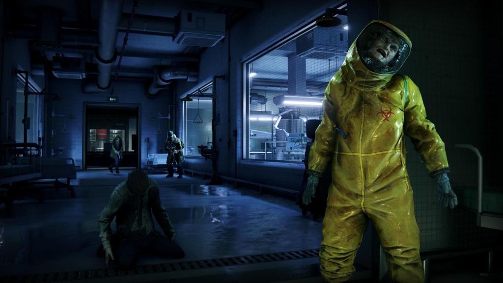 Толпы зомби грядут на портатив - Saber Interactive анонсировали World War Z для Nintendo Switch 3