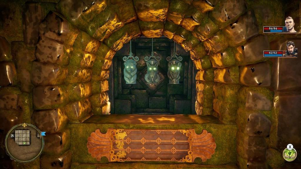 Обзор: Operencia: The Stolen Sun - Однобокие подземелья 9