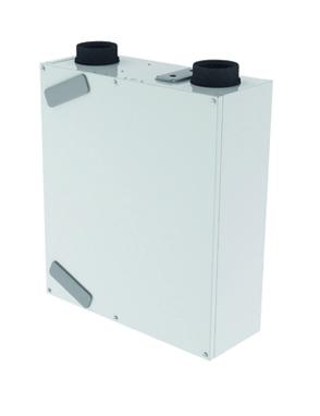 Zehnder ComfoAir 160 HRV ERV System