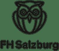 FH Salzburg Logo with an owl