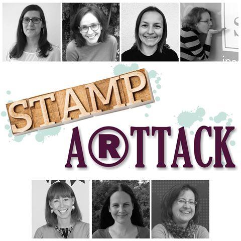 Stamp Ar(t)tack Blog-Hop