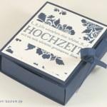 Two-in-one – Karte&Box zur Hochzeit
