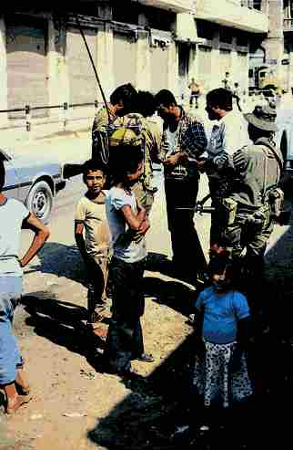 Apartheid im Gaza-Streifen