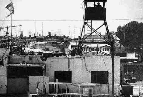 Wachturm in Jabalja