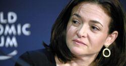 Facebook-Geschäftsführerin Sheryl Sandberg