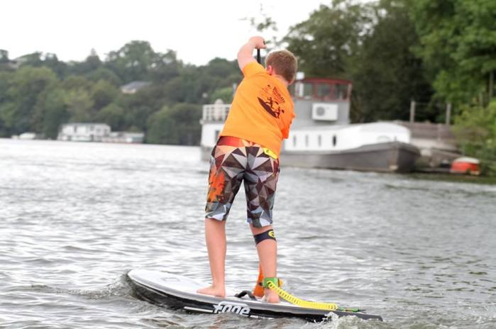 Nantes Paddle Experience