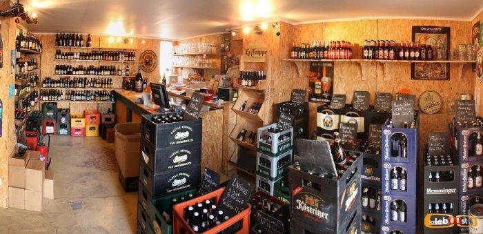 La cavayou le spécialiste de la biere a Saint nazaire