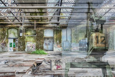 Dieter Rüge Lost Places XVII- Köln
