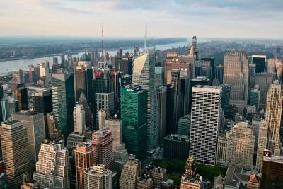 Tommy Pützstück: Skyline New York 2012