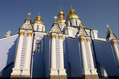 Wolfgang Ahrens St. Michael Kathedrale Kiew