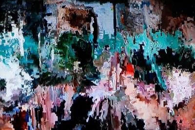 Wolfgang Ahrens Glitch Art 12 2018
