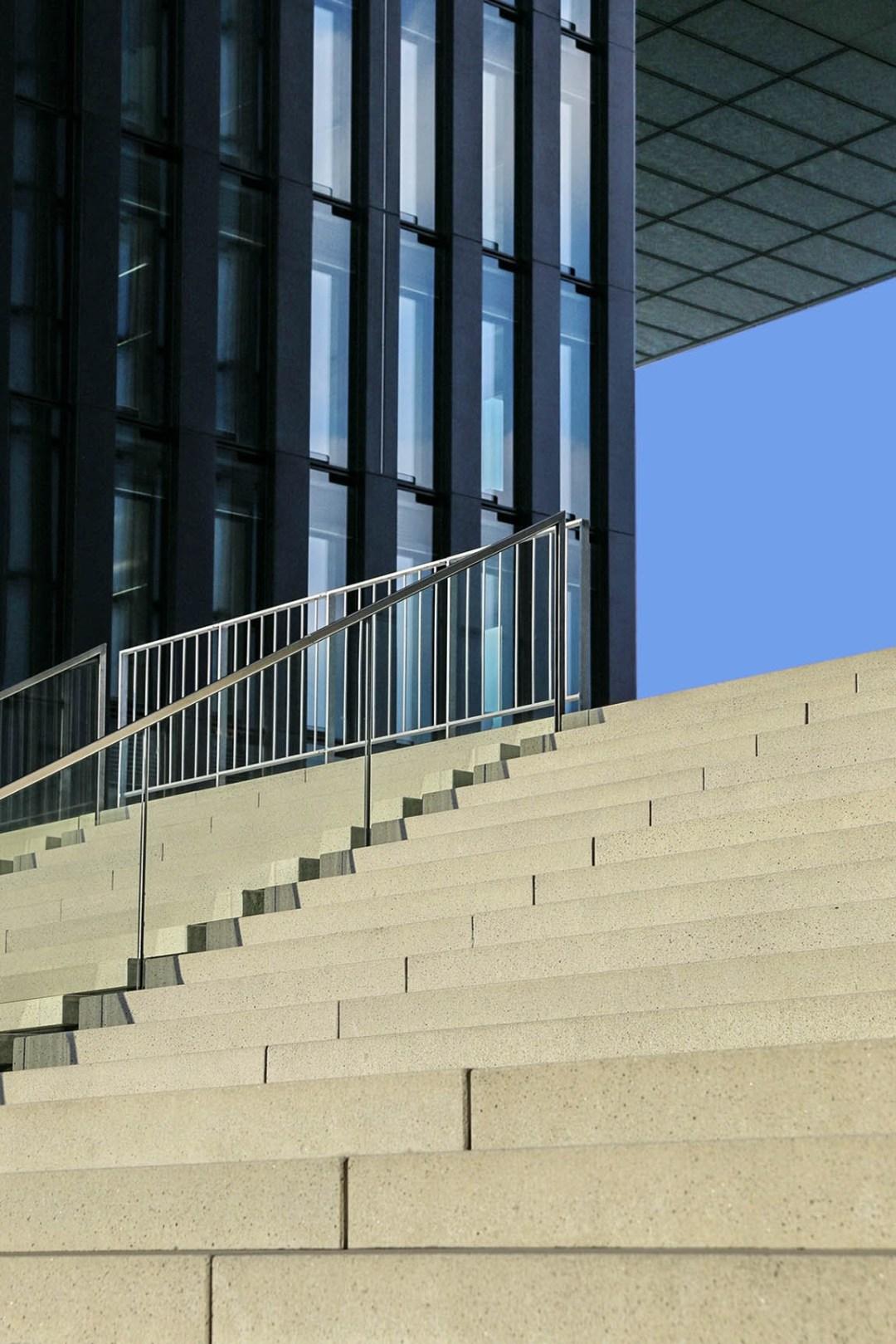 Dieter Rüge Stairs to heaven 2016
