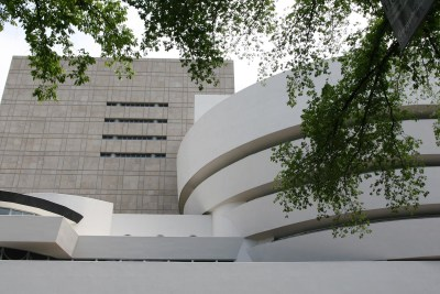 Tommy Pützstück, Guggenheim Museum, New York