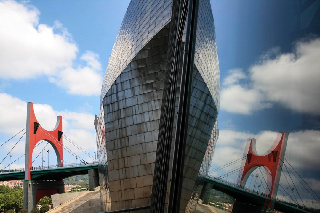 Tommy Pützstück: Puente de la Salve Bilbao 2013