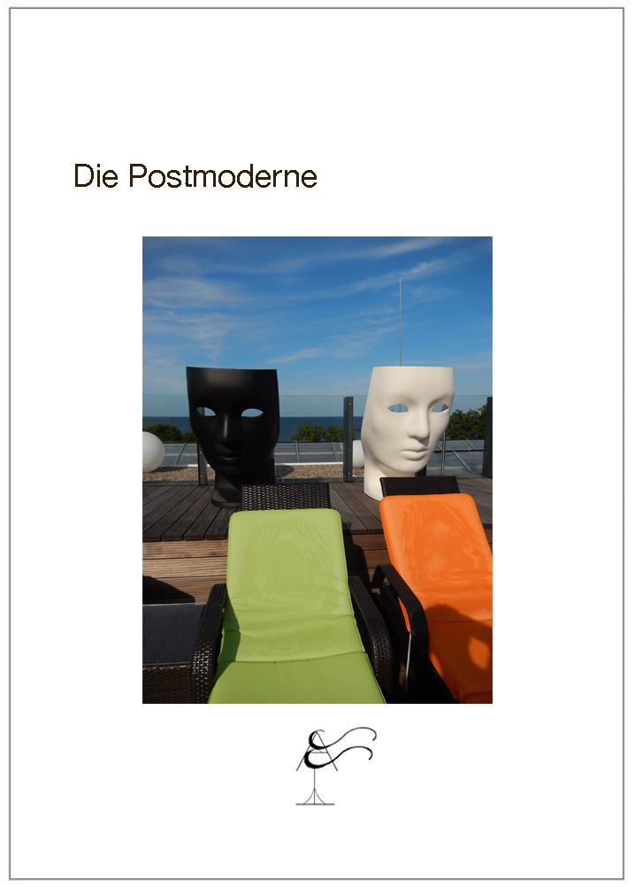 Wolfgang Ahrens Die Postmoderne 2018