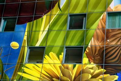 Ulla Pützstück: Markthalle Rotterdam 2015