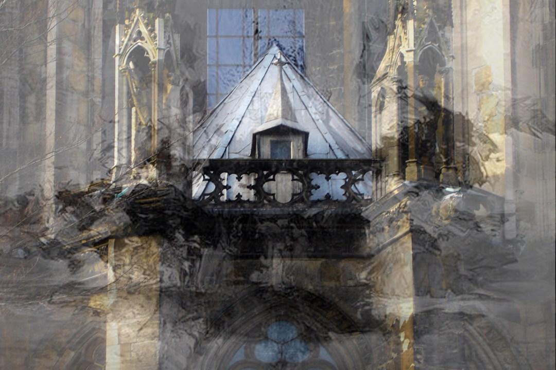 Wolfgang Ahrens Interpretationen des Kölner Doms VI 2006