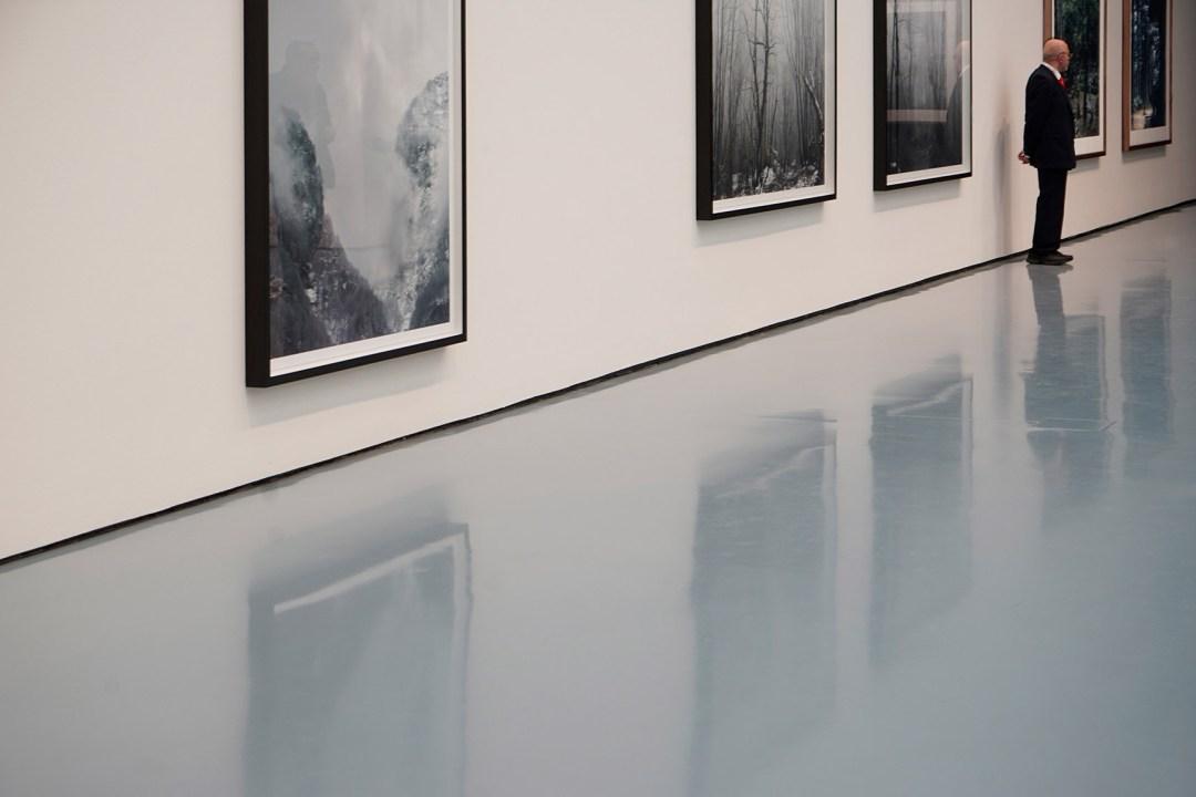 Wolfgang Ahrens Im Museum III 2018