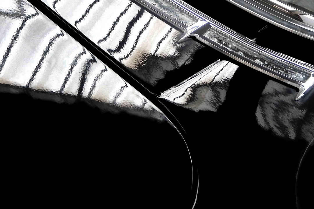 Wolfgang Ahrens: Automotive Mirrors II, 2015