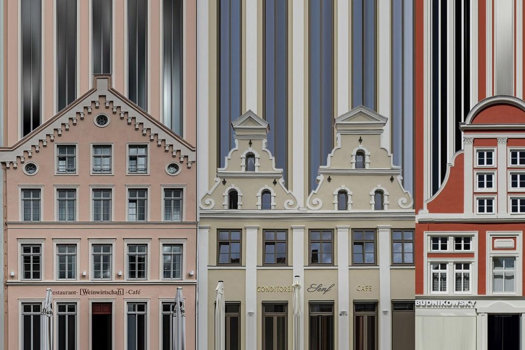 Wolfgang Ahrens Klassizismus in Wismar 2016
