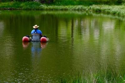 Am Sylvan Lake