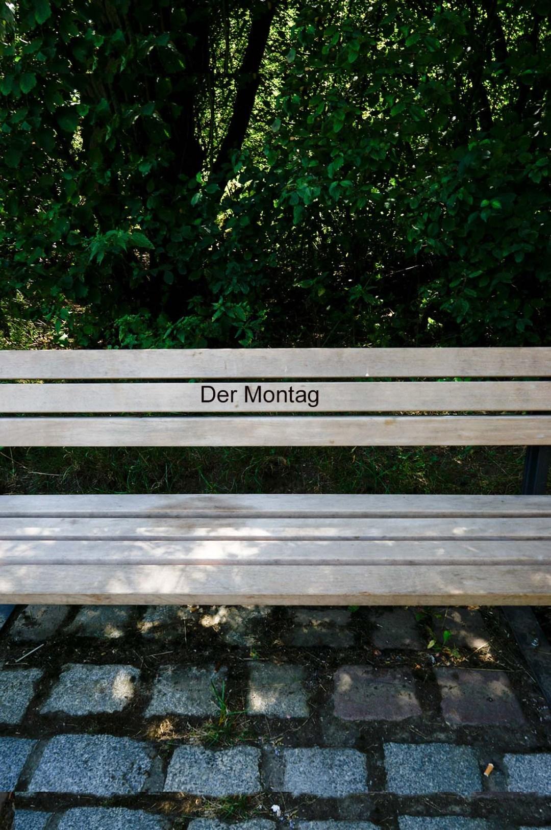 Wolfgan Ahrens Ein Montag im August