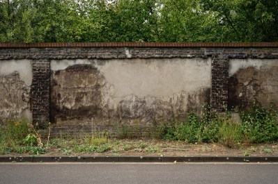 Wolfgang Ahrens The Wall I 2019