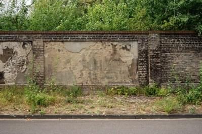 Wolfgang Ahrens The Wall VII 2019