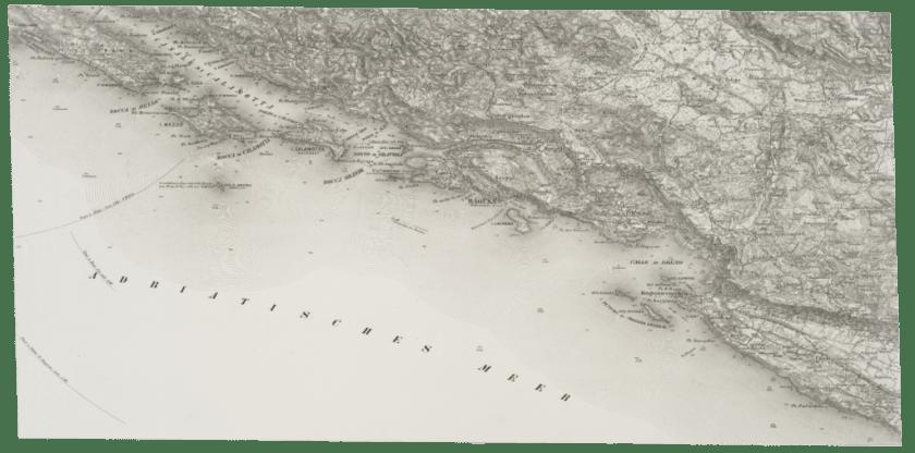 Die Reublik Ragusa um 1877