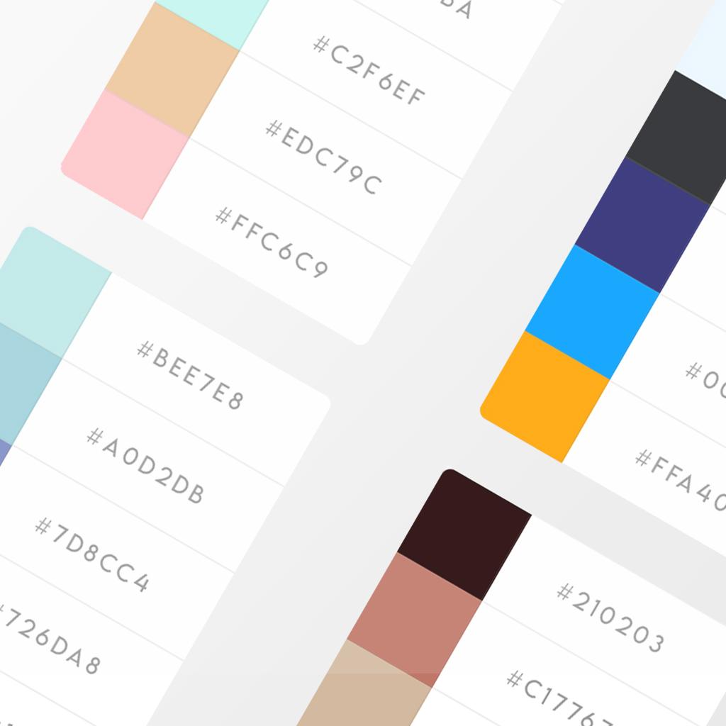 10 Amazing Color Palette Inspiration and Color Scheme Ideas