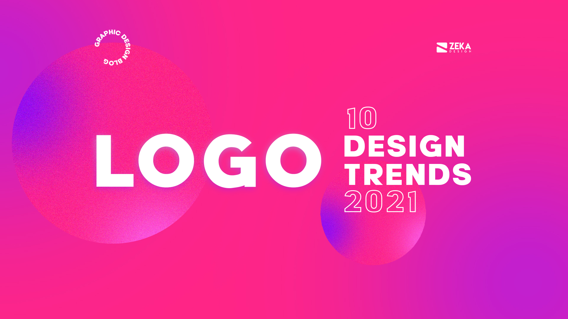 10 Logo Design Trends for 2021 Graphic Design Inspiration