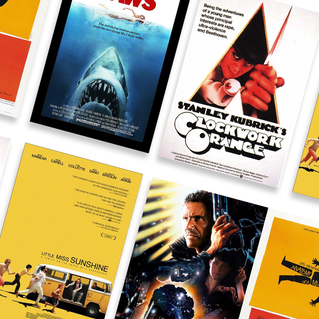 10 Poster Design From Movies and Graphic Designers Who Made Them