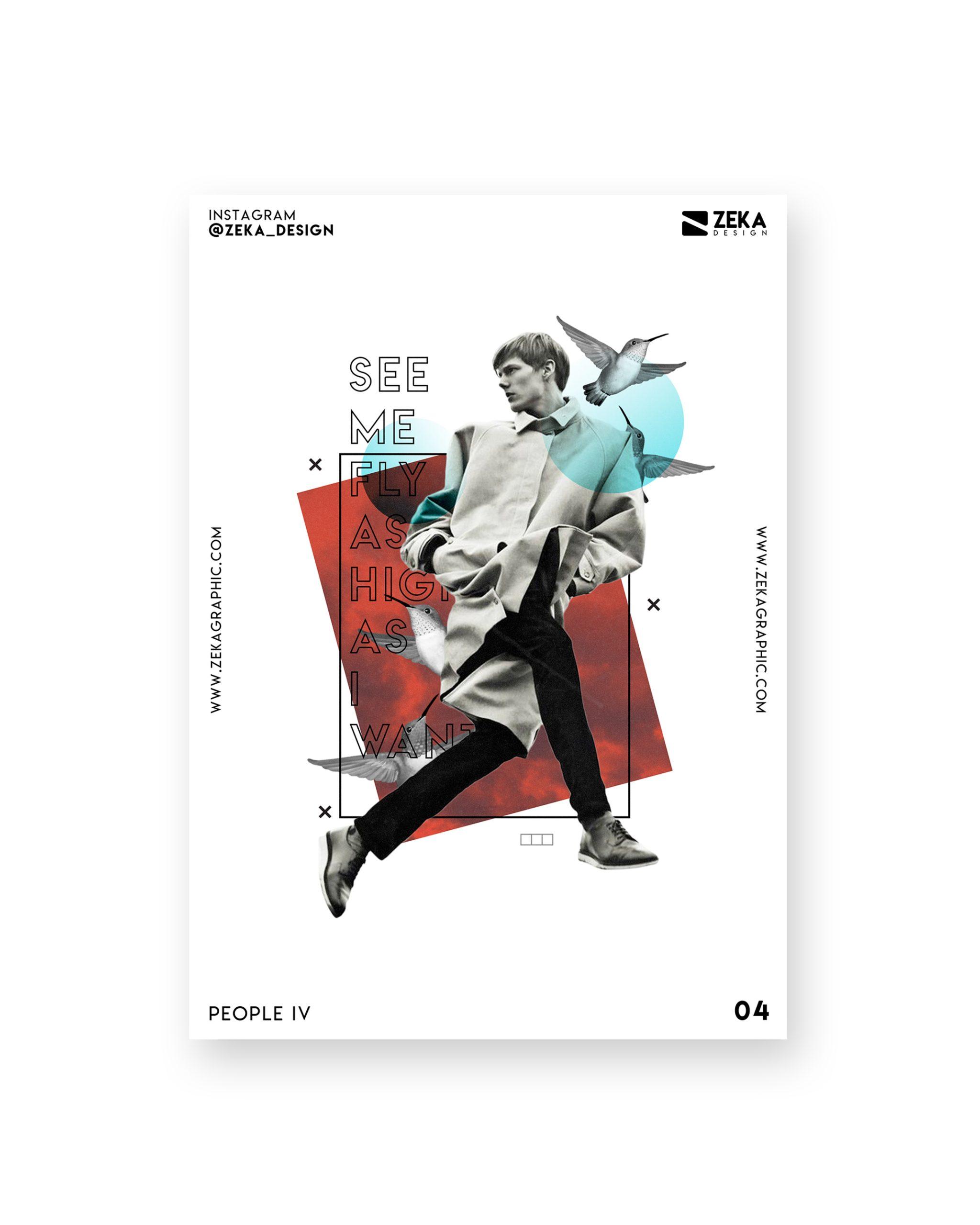 2020 People IV Poster Design 04
