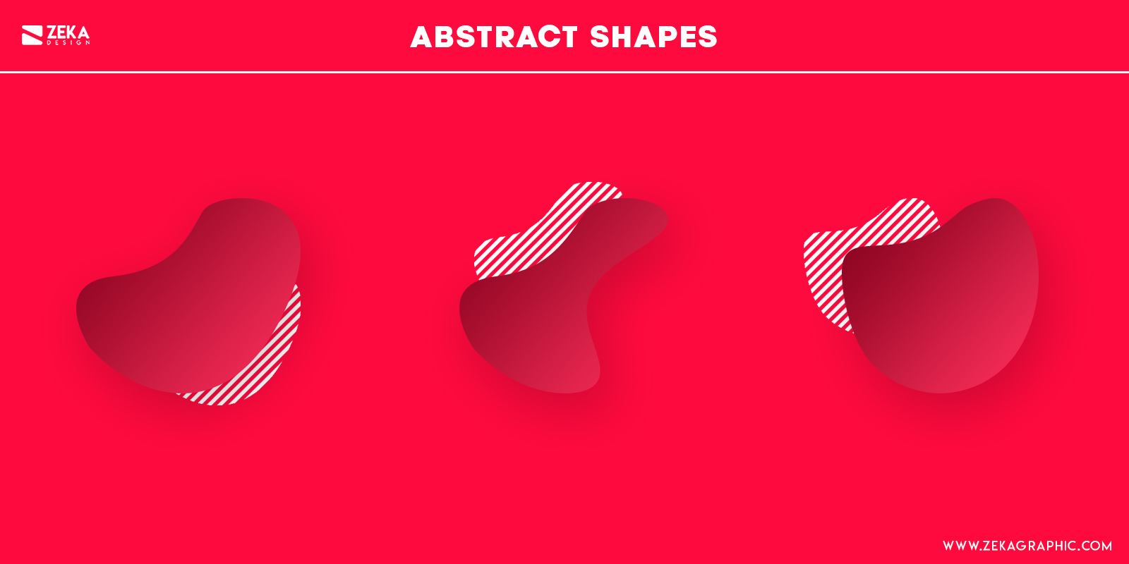 Abstract Shapes Psychology in Graphic Design